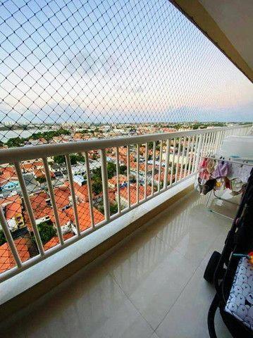 Condomínio Saint Angeli, Apartamento com 3 dormitórios à venda, 73 m² por R$ 360.000 - Mes - Foto 6