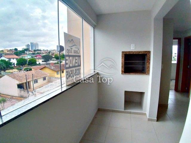 Apartamento à venda com 2 dormitórios em Oficinas, Ponta grossa cod:2628 - Foto 6