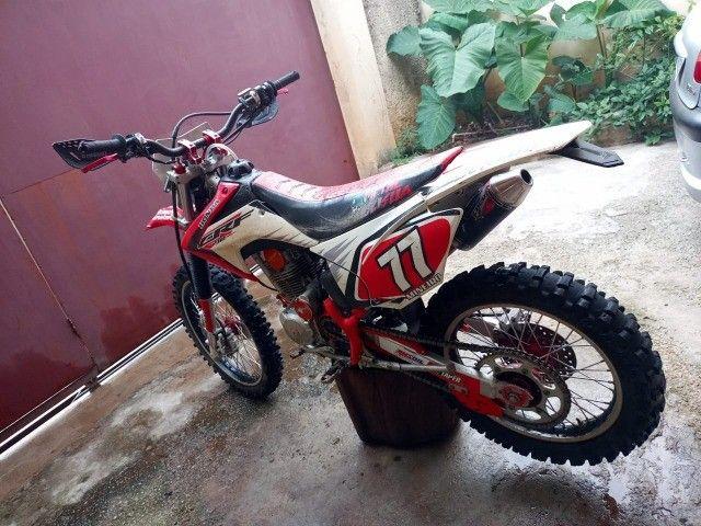 CRF 230 ANO 2014/15 R$ 10.500,00 - Foto 9