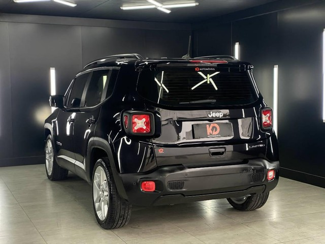 Jeep Renegade 1.8 Limited AT - Foto 6