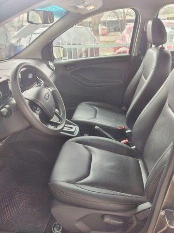 Ford Ka Sedan Titanium - Único Dono - Mas completo da categoria - Foto 9