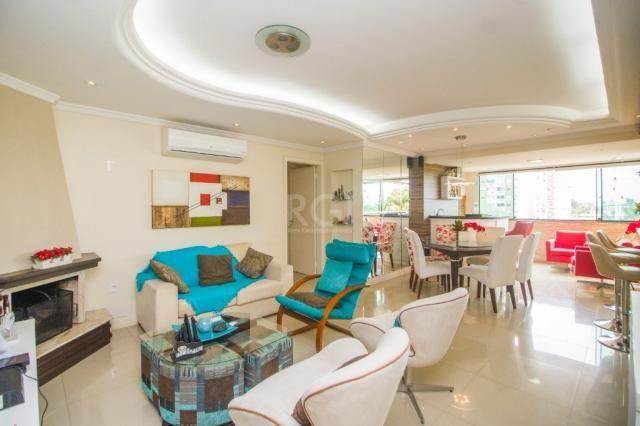 Apartamento à venda com 3 dormitórios em Vila ipiranga, Porto alegre cod:EL56356930