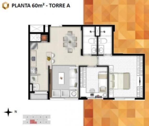 Apartamento à venda com 3 dormitórios em São sebastião, Porto alegre cod:EL56351836 - Foto 6