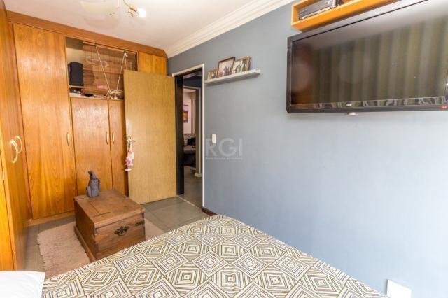 Apartamento à venda com 2 dormitórios em São sebastião, Porto alegre cod:KO13203 - Foto 13