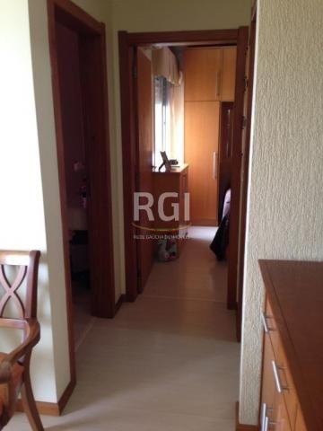 Apartamento à venda com 2 dormitórios em São sebastião, Porto alegre cod:LI50876785 - Foto 19