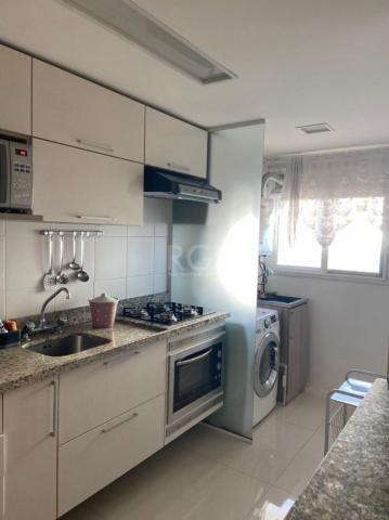 Apartamento à venda com 2 dormitórios em Jardim lindóia, Porto alegre cod:FE6860 - Foto 14