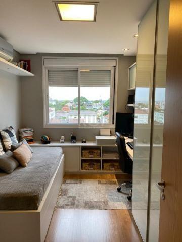 Apartamento à venda com 3 dormitórios em Jardim lindóia, Porto alegre cod:BT10933 - Foto 18