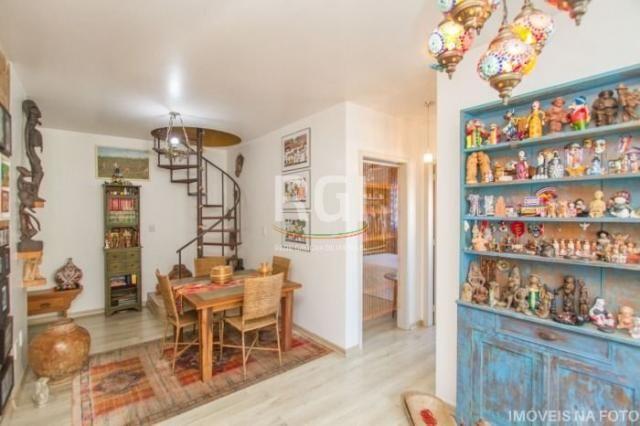 Apartamento à venda com 2 dormitórios em Cristo redentor, Porto alegre cod:EV3690 - Foto 5