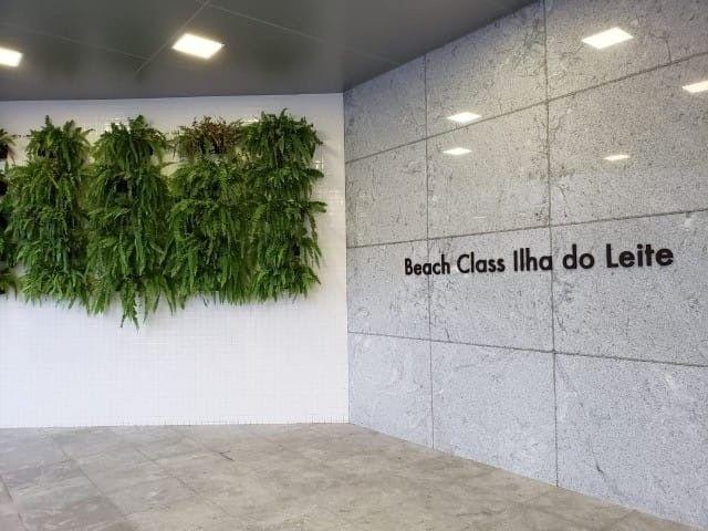 LR\\  Maravilhoso Apto 02 Quartos/ 54m² - Edifício Beach Class Ilha do Leite - Foto 7