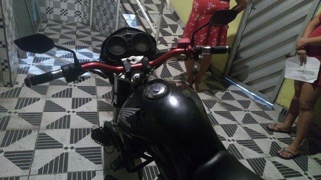 Vende se moto Honda mix  - Foto 3