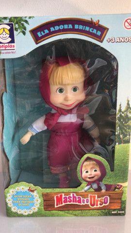 boneca masha original