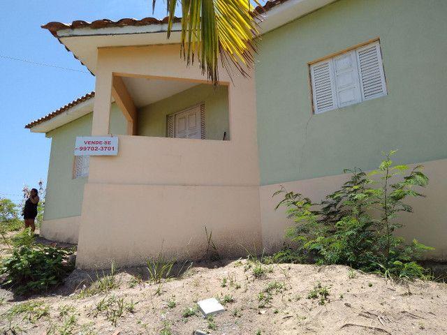 Vendas de um terreno com casa na praia Bela na paraiba - Foto 5