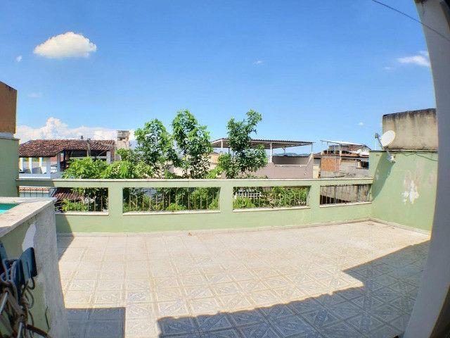 Ótimo Apartamento Duplex 2 Quartos todos espaçoso com Quintal na Pavuna - Foto 15