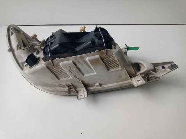 Farol Mercedes Sprinter 2003 2004 2005 2006 2007 2008 2009 2010 2011 Raiado Esquerdo - Foto 6