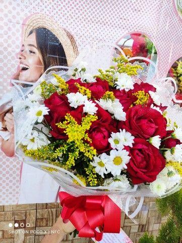Flores, Rosas para Aniversário - Foto 6