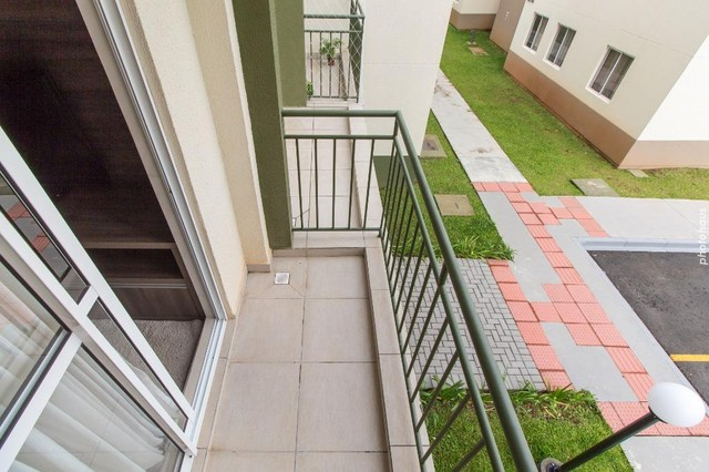 Apartamento em Santa Cândida, Curitiba/PR de 58m² 3 quartos à venda por R$ 209.600,00 - Foto 17