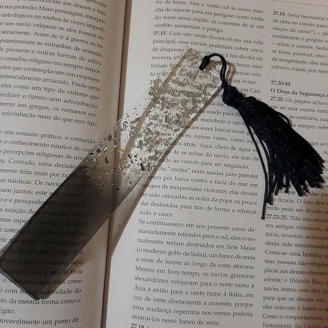 Marcador de livro personalizavel  - Foto 4