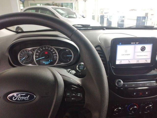Ford Ka Sedan Titanium - Único Dono - Mas completo da categoria - Foto 11