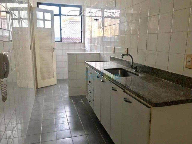 Apartamento com 2 dormitórios para alugar, 73 m² por R$ 1.500,00/mês - Icaraí - Niterói/RJ - Foto 13