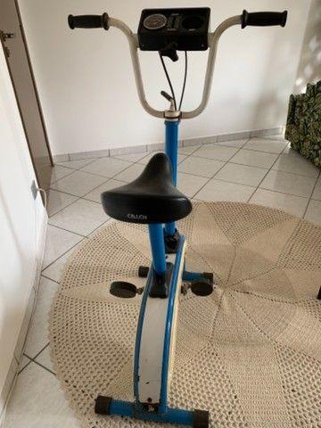 Bicicleta Ergométrica Caloicicle Vintage - Foto 2