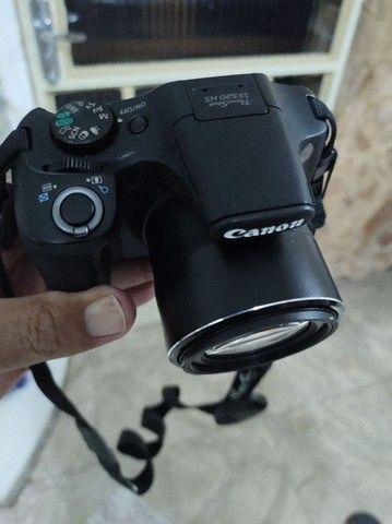 Máquina fotográfica Canon SX520 HS - Foto 6