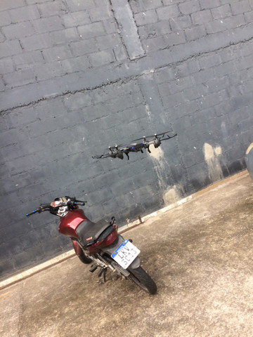 Drone sem marcas de usado, pouco usado! - Foto 5