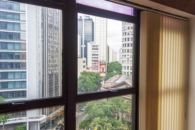 Sala para aluguel, CENTRO - Rio de Janeiro/RJ - Foto 9