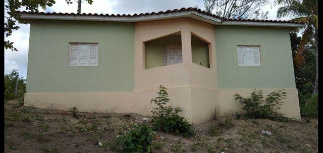 Vendas de um terreno com casa na praia Bela na paraiba - Foto 2