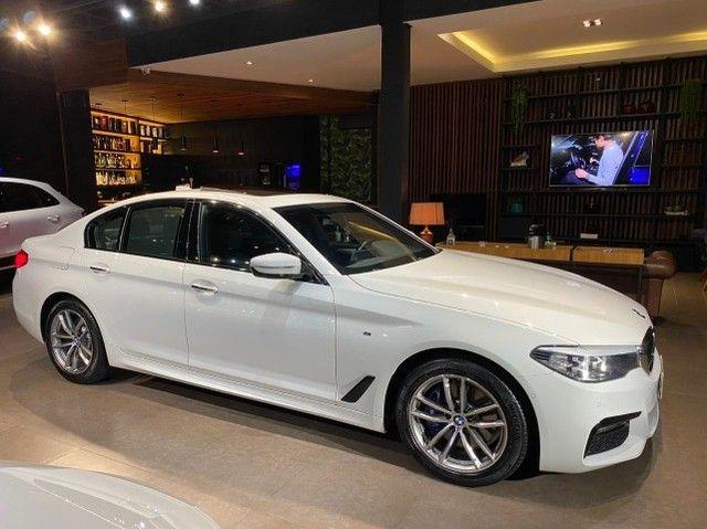 BMW 530i M Sport 2.0 Turbo 2018 - Foto 7