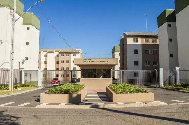 Apartamento em Santa Cândida, Curitiba/PR de 58m² 3 quartos à venda por R$ 209.600,00 - Foto 3