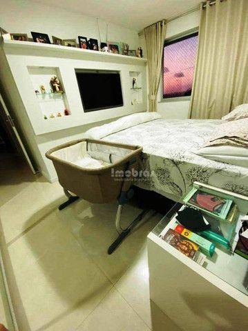 Condomínio Saint Angeli, Apartamento com 3 dormitórios à venda, 73 m² por R$ 360.000 - Mes - Foto 13