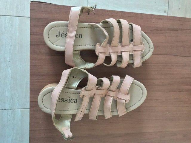 Sandálias desapegadas  - Foto 3
