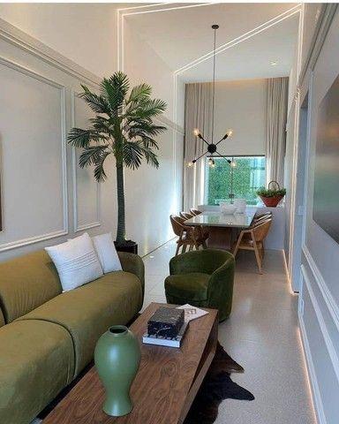 Empreendimento Viena Casa de 2 - quartos, suíte, laje, com o pé direito alto, deixando Imp - Foto 4