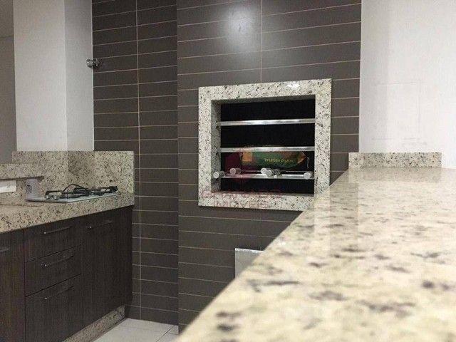 Apartamento com 1 dormitório para alugar, 45 m² por R$ 1.350,00/mês - Zona 07 - Maringá/PR - Foto 18