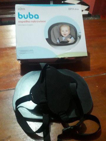 Espelho retrovisor para banco traseiro, de bebê  - Foto 3
