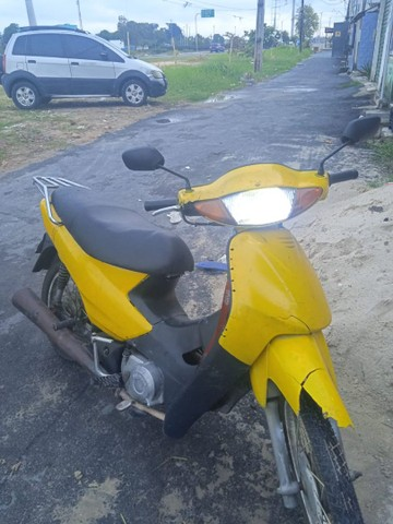 Vendo biz 100 Honda