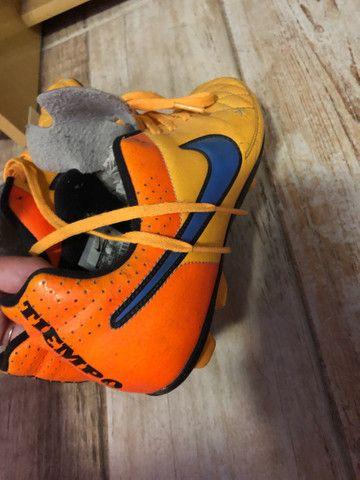 Chuteira Nike tiempo - Foto 2