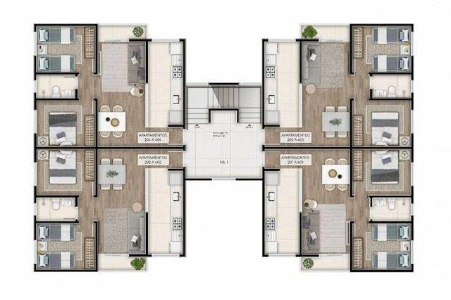 Apartamento em Monte Verde, Betim/MG de 45m² 2 quartos à venda por R$ 140.900,00 - Foto 10