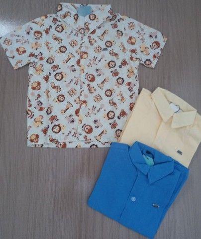 roupas infantil masculina - Foto 6