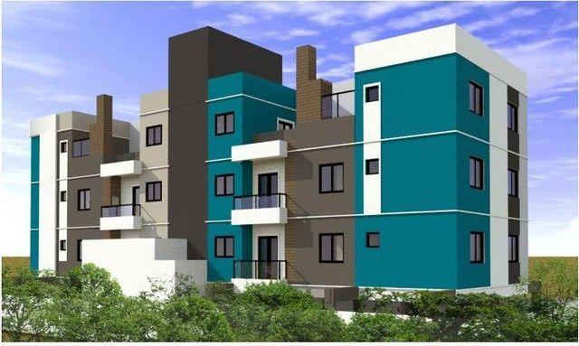 Apartamento em Afonso Pena, São José dos Pinhais/PR de 50m² 2 quartos à venda por R$ 195.0