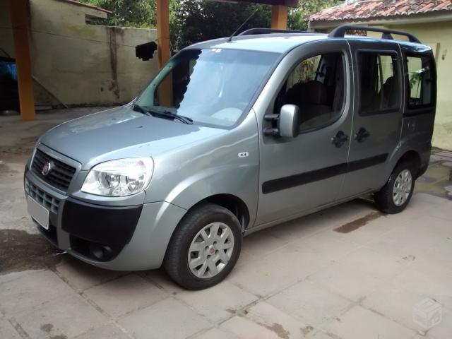 FIAT DOBLO ATTRACTIVE 1.4 FIRE 7 LUGARES FLEX