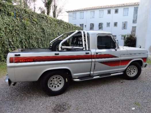 FORD CAMIONETE F 1000