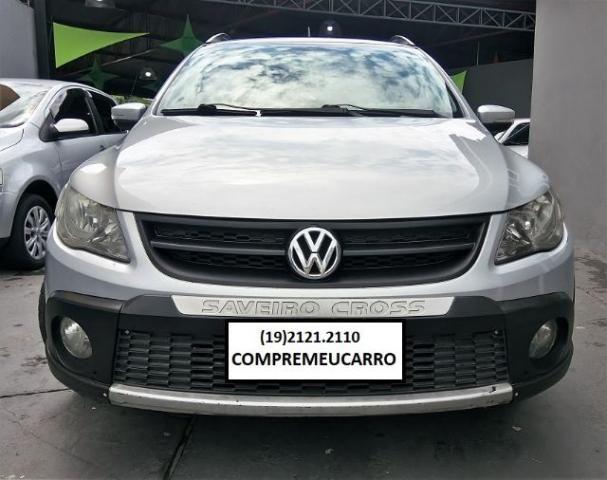 Vw - Volkswagen Saveiro cross cab estendida