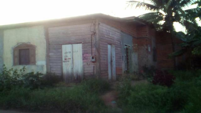 Casa Vendo ou Troco