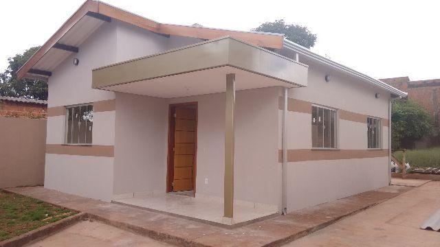Casa 2 dorm/ ter. 12x30 - Jardim Colibri