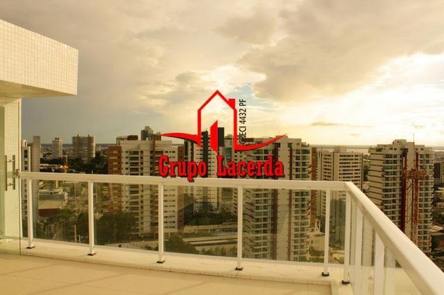 ® Residencial Concept Cobertura Adrianópolis com 4 Suítes - Traga Sua Proposta