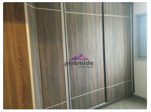 Apartamento com 2 dormitórios à venda, 55 m² por r$ 265.000,00 - jardim augusta - são josé - Foto 5