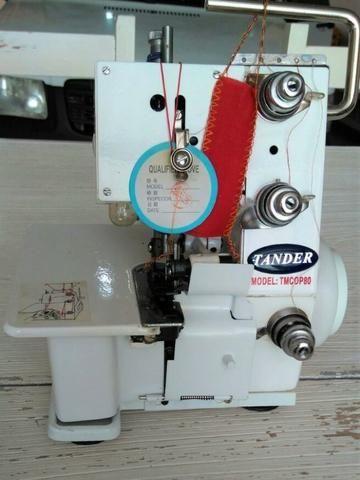 Maquina de Costura Overlock, Nova, Nunca Usada