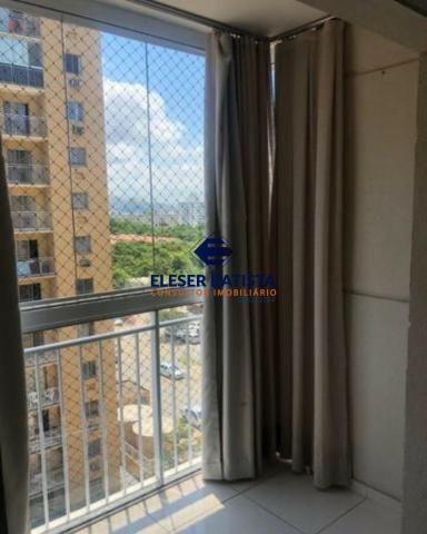 Apartamento à venda com 2 dormitórios em Via sol, Serra cod:AP00042 - Foto 4
