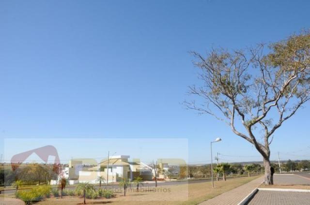 Terreno em condomínio para venda em uberlândia, cond splendido - Foto 6